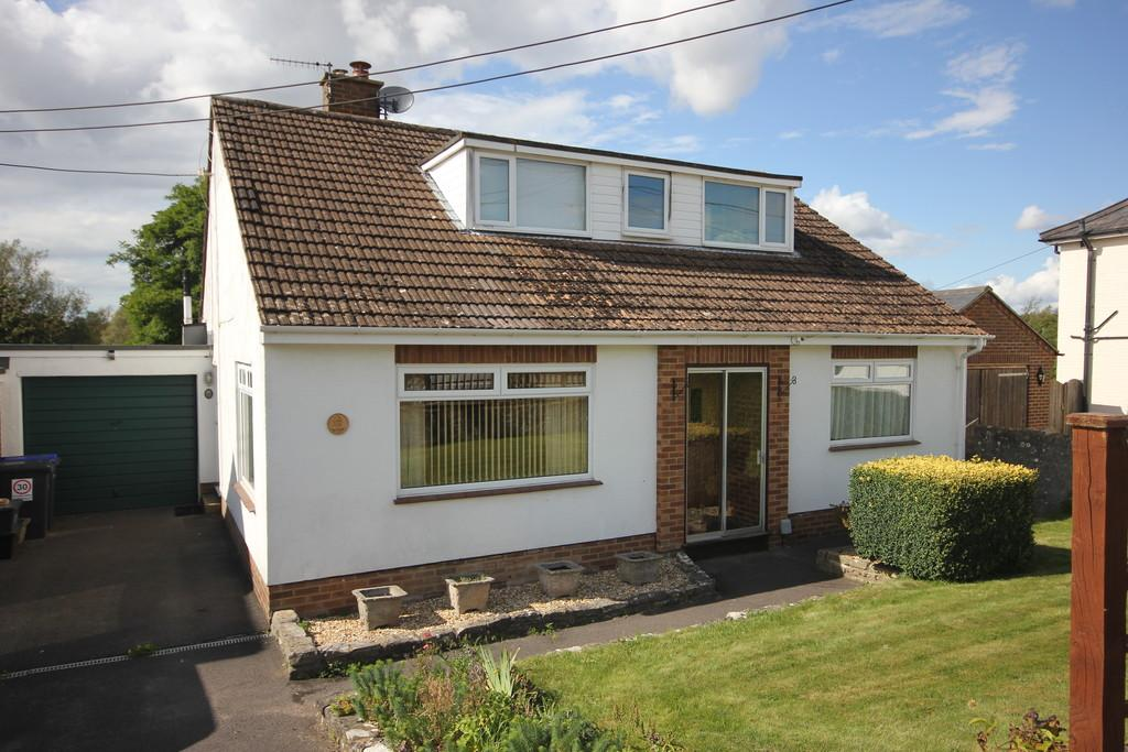 4 Bedrooms Detached House for sale in CHURCH ROAD, LAVERSTOCK, SALISBURY, WILTSHIRE, SP1 1RB