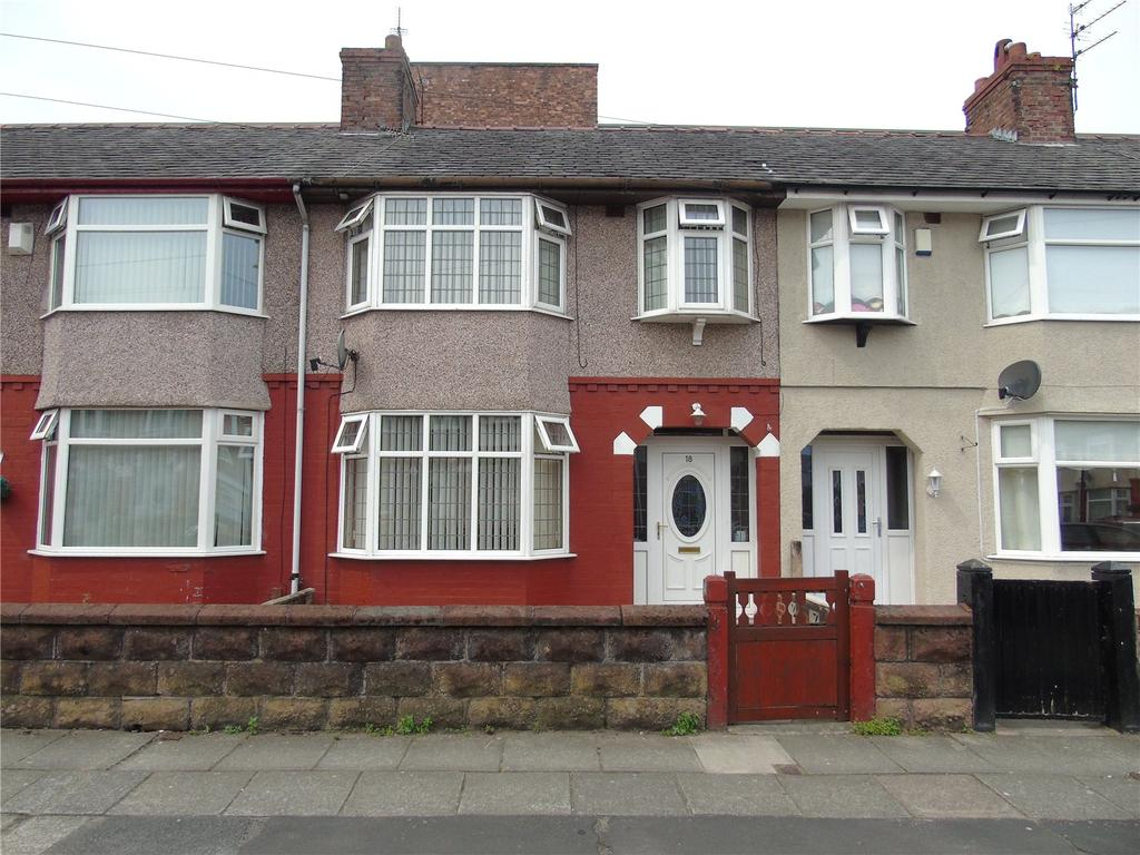 3 Bedrooms Terraced House for sale in Bradville Road, Aintree, Liverpool, L9