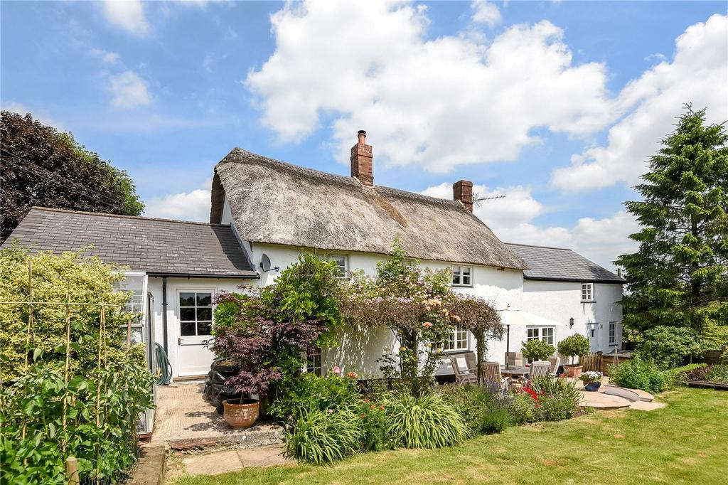 4 Bedrooms House for sale in Old Dunkeswell, Honiton, Devon, EX14