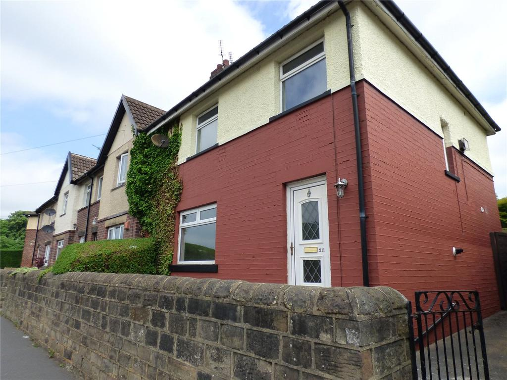 3 Bedrooms Semi Detached House for sale in Bradford Road, Liversedge, WF15