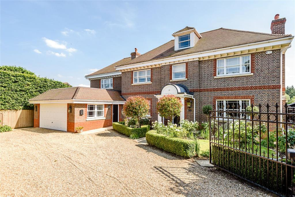 6 Bedrooms Detached House for sale in Knappswood Close, Upper Basildon, Reading, Berkshire
