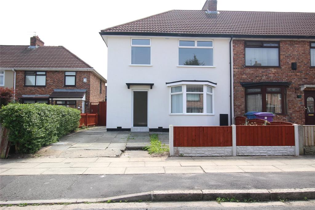 3 Bedrooms End Of Terrace House for sale in Morningside Place, Liverpool, Merseyside, L11