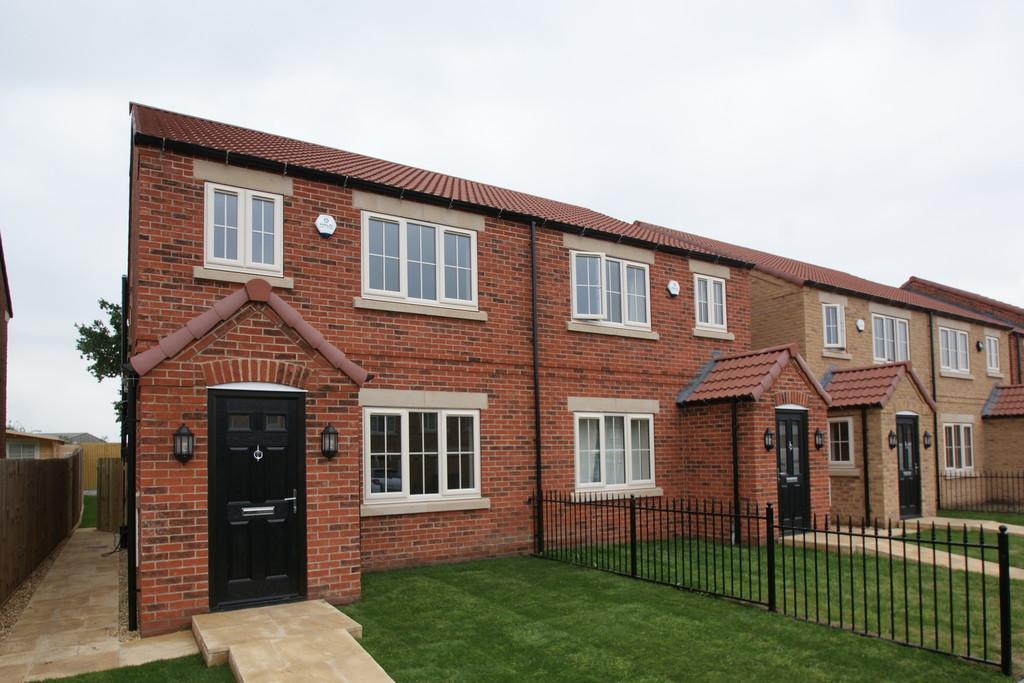 3 Bedrooms Semi Detached House for sale in NEW HOMES, Sunnyside, Edenthorpe