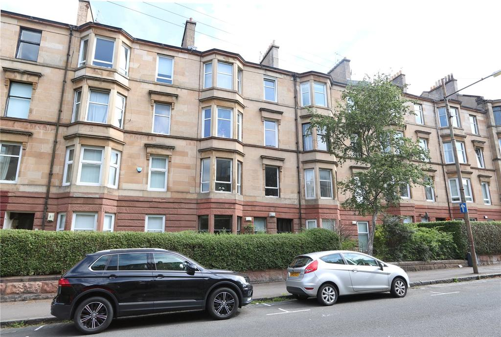 2 Bedrooms Apartment Flat for sale in 1/2, Lawrence Street, Dowanhill, Lanarkshire