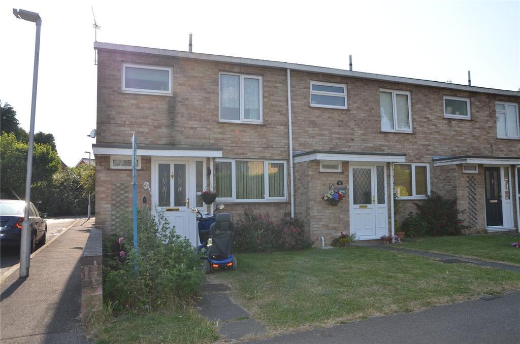 3 Bedrooms End Of Terrace House for sale in Corwen Road, Tilehurst, Reading, Berkshire, RG30