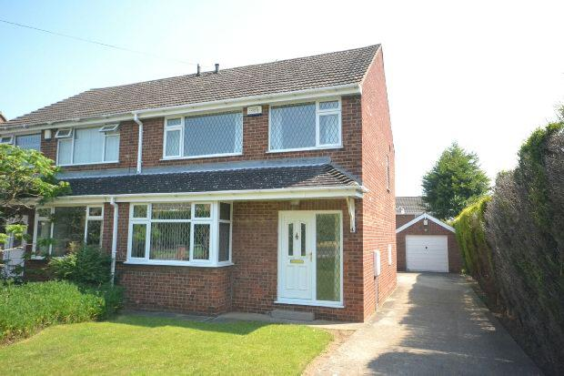 3 Bedrooms Semi Detached House for sale in Sunningdale, Waltham, Grimsby