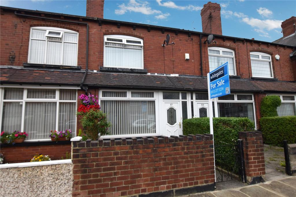 3 Bedrooms Terraced House for sale in Cross Flatts Street, Leeds, West Yorkshire, LS11