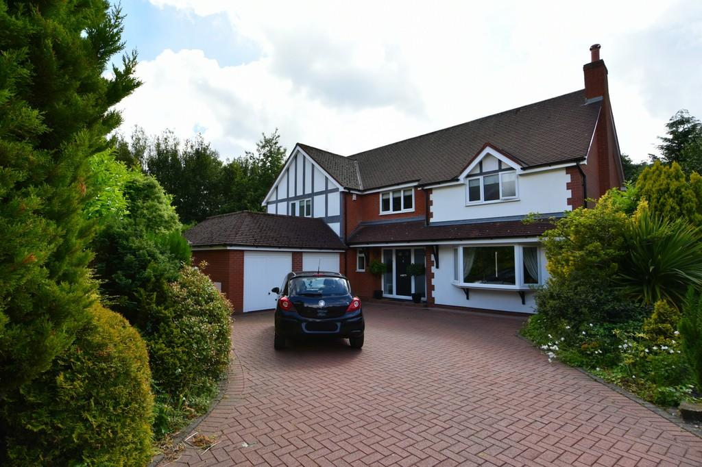 4 Bedrooms Detached House for sale in Blairgowrie Gardens, Ormskirk