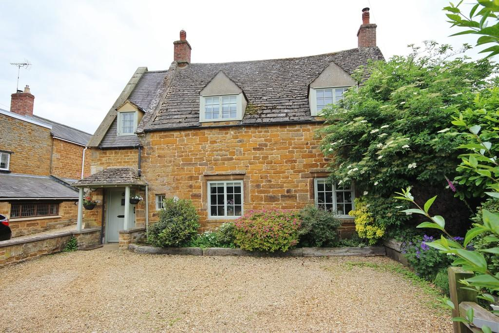 4 Bedrooms Detached House for sale in Main Street, Lyddington