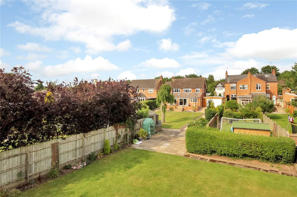 3 Bedrooms Detached House for sale in Cossington Road, Sileby, Loughborough