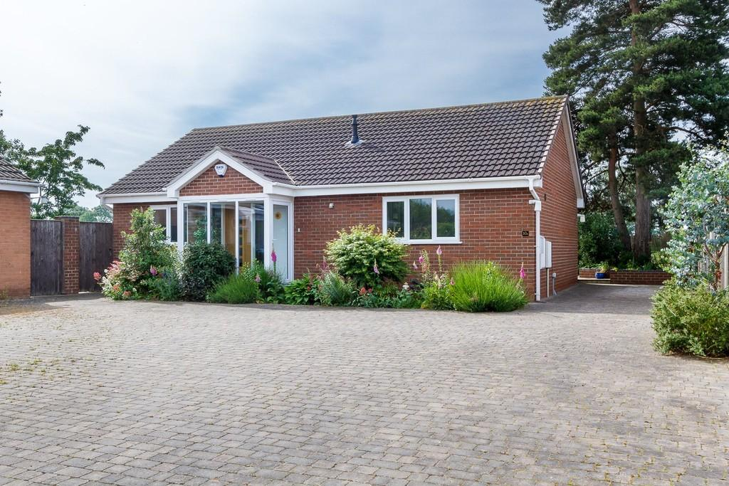 2 Bedrooms Detached Bungalow for sale in Nantwich, Cheshire
