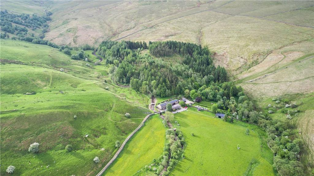 3 Bedrooms Equestrian Facility Character Property for sale in Hartley, Kirkby Stephen, Cumbria, CA17