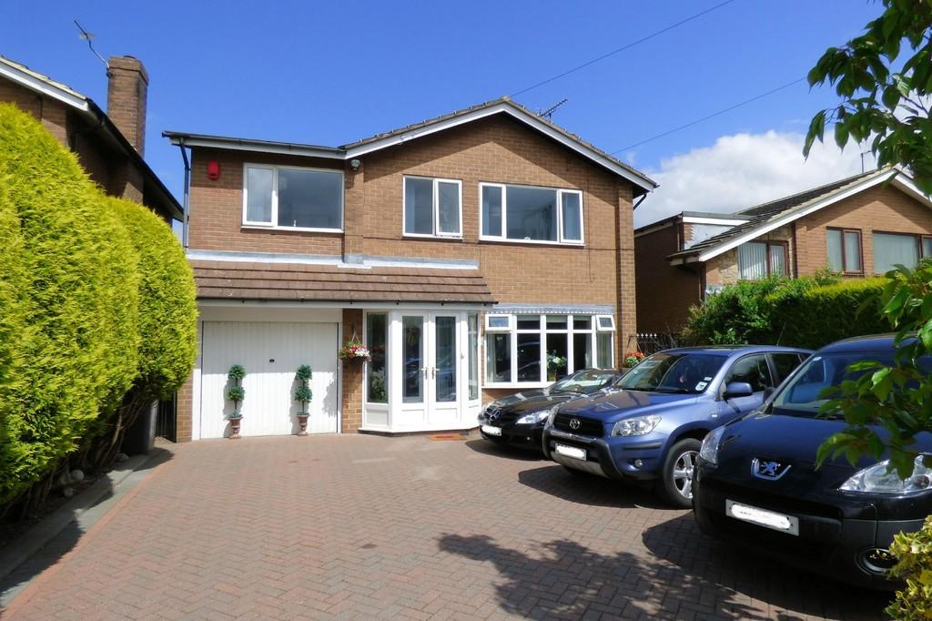 4 Bedrooms Detached House for sale in Barnwell Close, Stramshall
