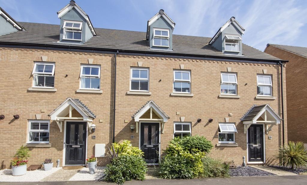 3 Bedrooms Town House for sale in Mitchcroft Road, Longstanton