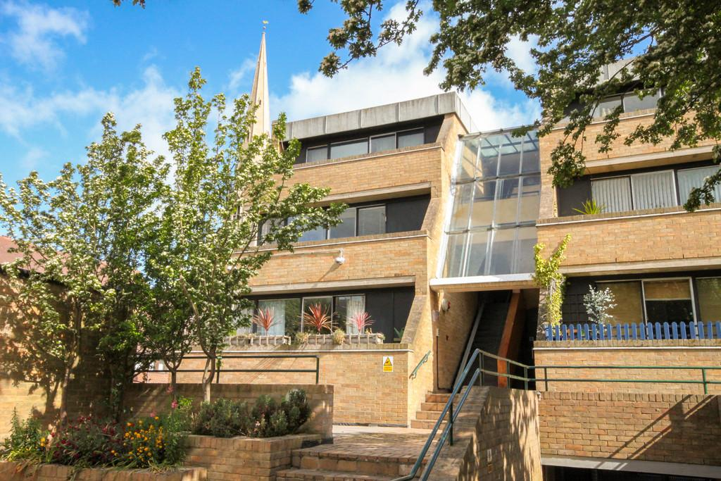 2 Bedrooms Apartment Flat for sale in Manor Place, Cambridge