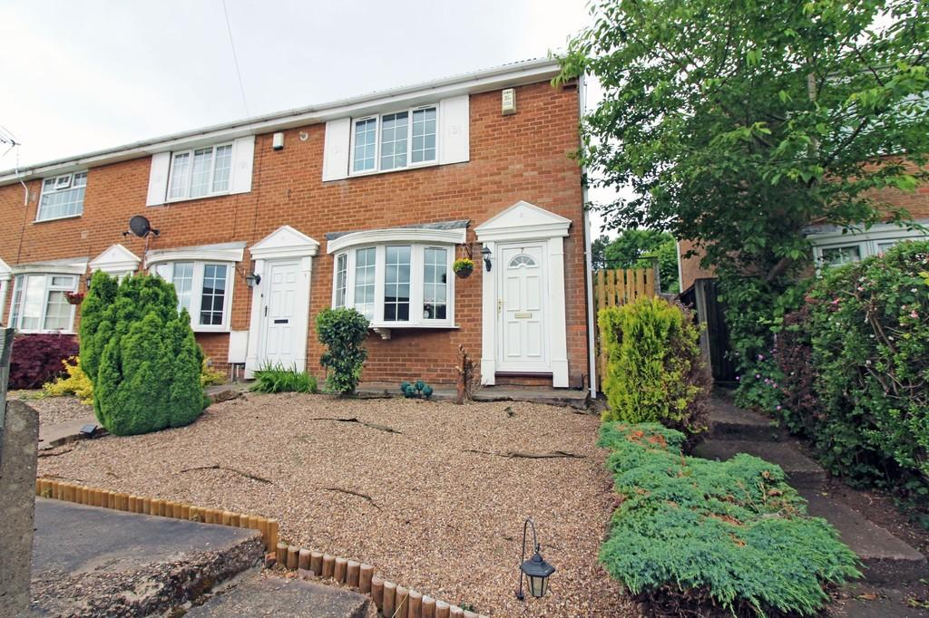 2 Bedrooms End Of Terrace House for sale in Linden Grove, Sandiacre