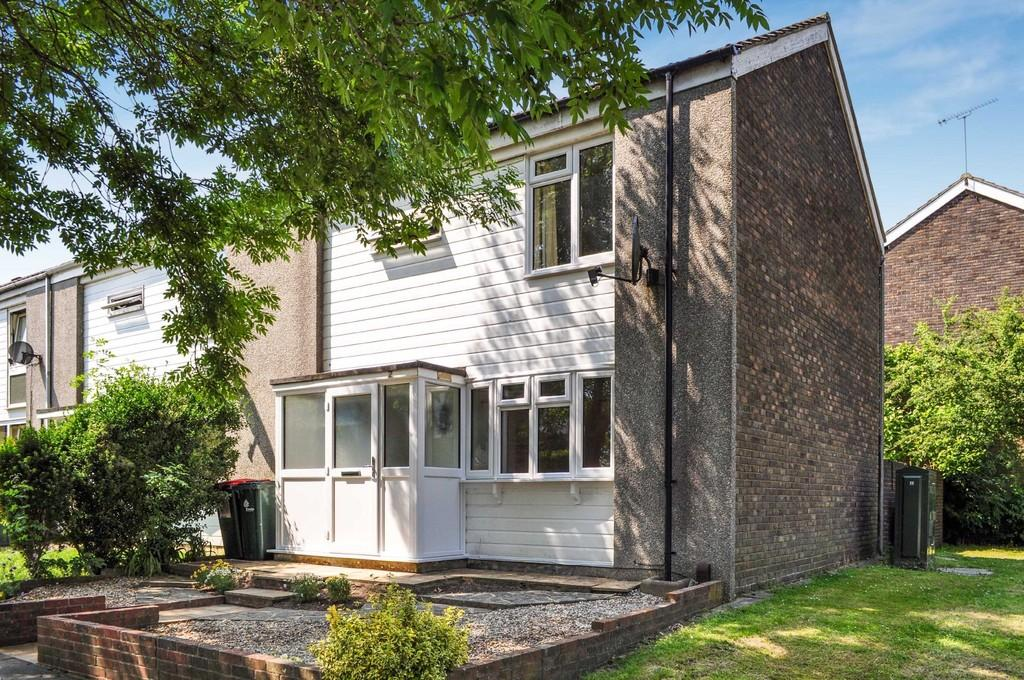 3 Bedrooms End Of Terrace House for sale in Hawkhurst Walk, Furnace Green