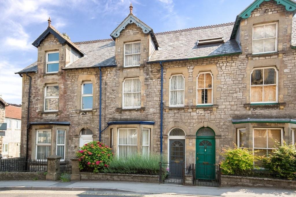 4 Bedrooms Terraced House for sale in Commercial Road, Shepton Mallet