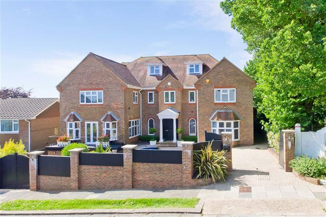 7 Bedrooms Detached House for sale in Tongdean Road, Hove