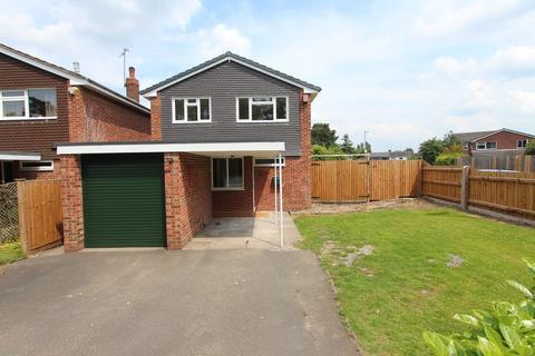 3 bedroom detached house for sale - Earlswood Road, Dorridge