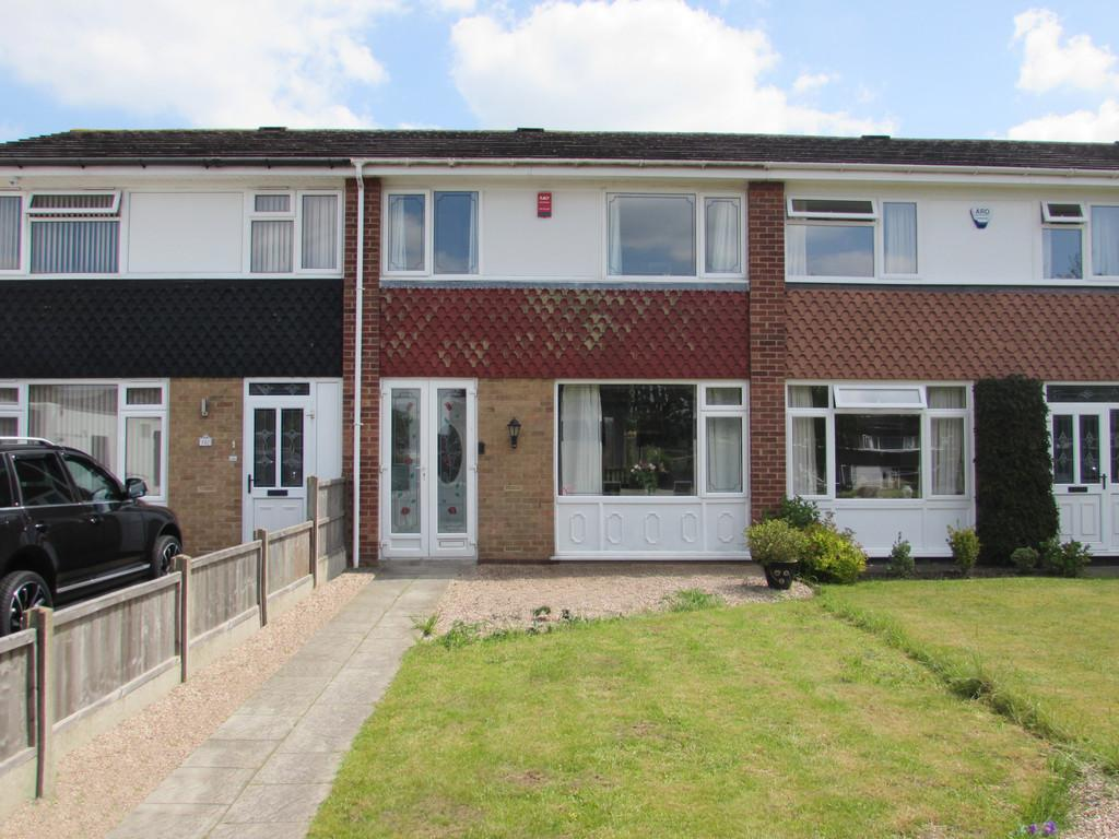 3 Bedrooms Terraced House for sale in Foredrove Lane, Solihull