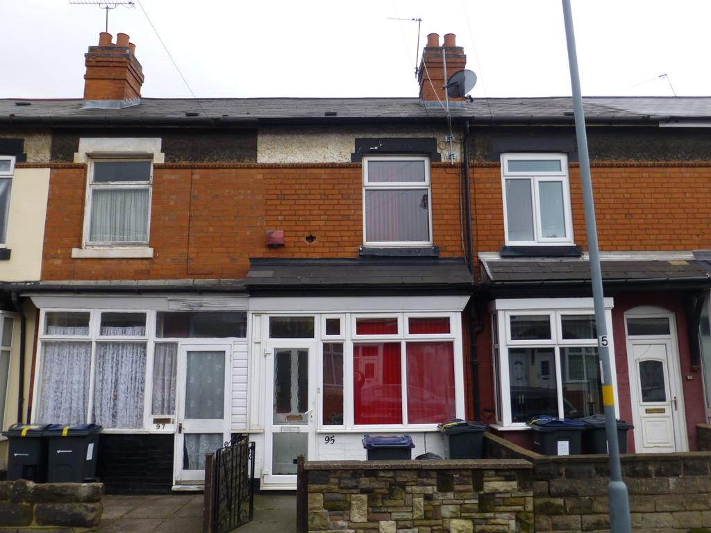 3 Bedrooms Terraced House for sale in Medina Road, Birmingham