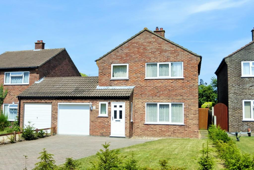 3 Bedrooms Link Detached House for sale in Hales
