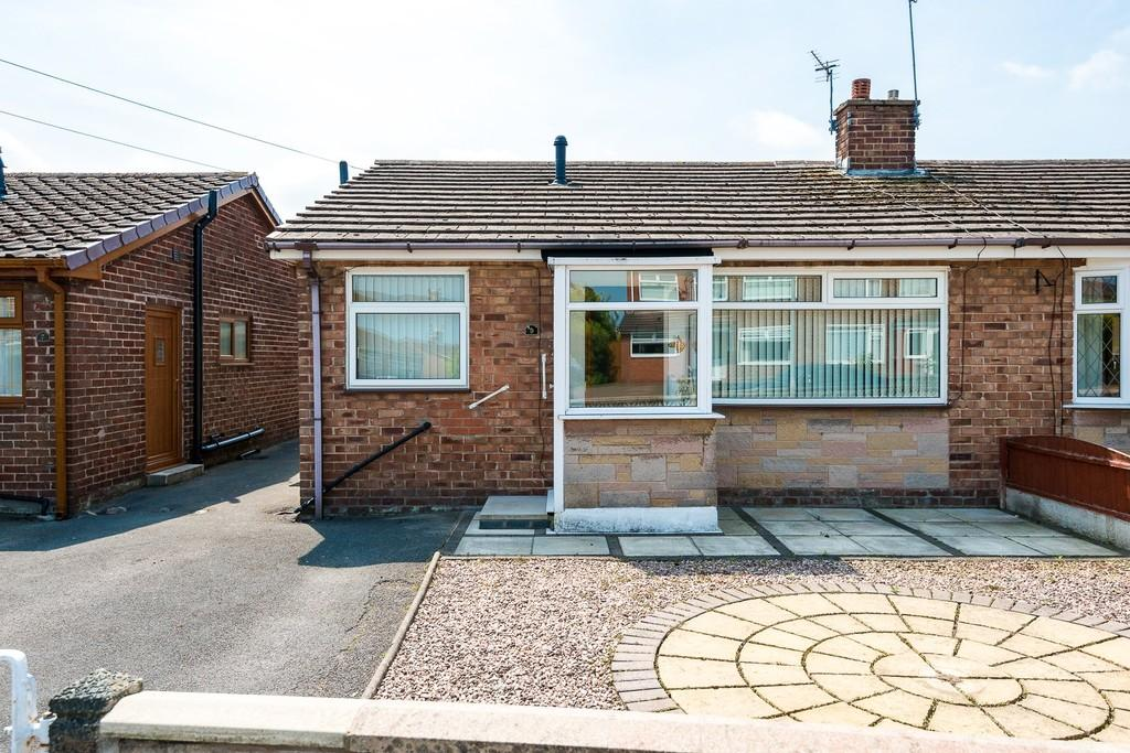 2 Bedrooms Semi Detached Bungalow for sale in Budworth Avenue, Sutton Manor, St. Helens
