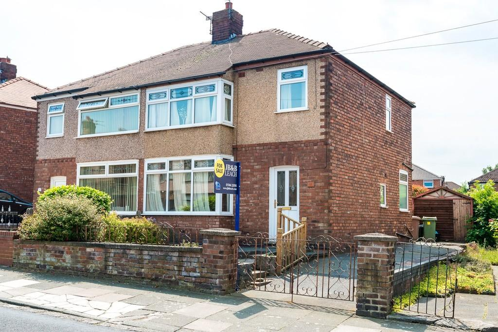 3 Bedrooms Semi Detached House for sale in Olga Road, Sutton, St. Helens