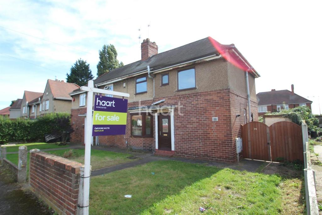 3 Bedrooms Semi Detached House for sale in Abercorn Road , Doncaster