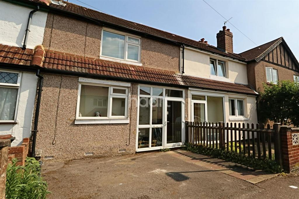 2 Bedrooms Terraced House for sale in Elmcroft Road, Orpington, BR6
