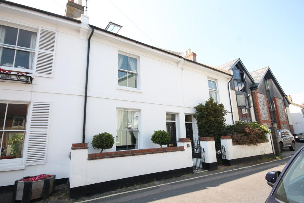 3 Bedrooms Terraced House for sale in West Street, Shoreham-by-Sea, BN43 5WF
