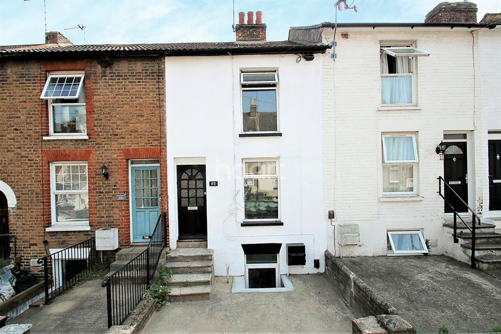 4 Bedrooms Terraced House for sale in Melville Road, Maidstone, ME15