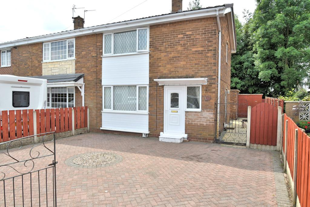 2 Bedrooms Semi Detached House for sale in Southfield Crescent, Thurnscoe
