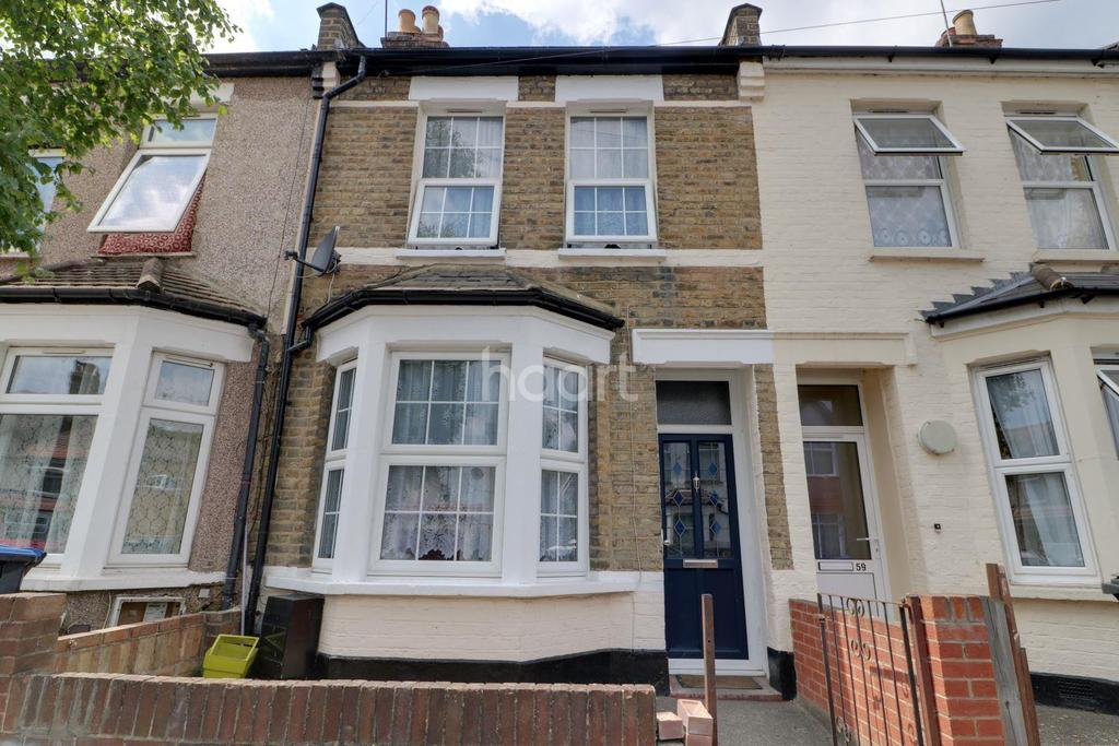 3 Bedrooms Terraced House for sale in St Malo Avenue, London, N9