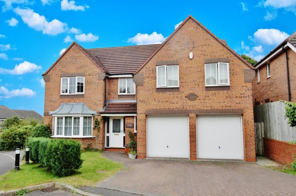 5 Bedrooms Detached House for sale in Parsons Walk, Clifton Campville, Tamworth