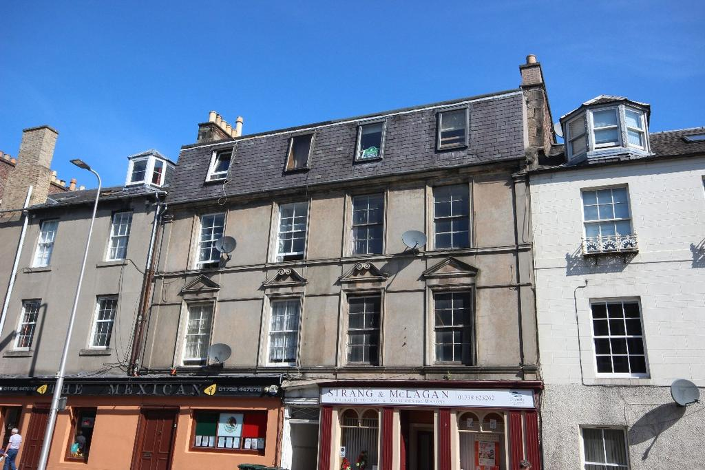 2 Bedrooms Apartment Flat for sale in 22 Atholl Street, Perth, Perthshire , PH1 5NP