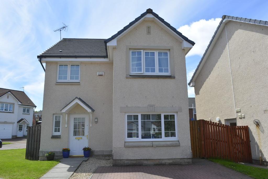 3 Bedrooms Detached House for sale in Glentye Drive, Muirside, Tullibody, Stirling, FK10 2UR