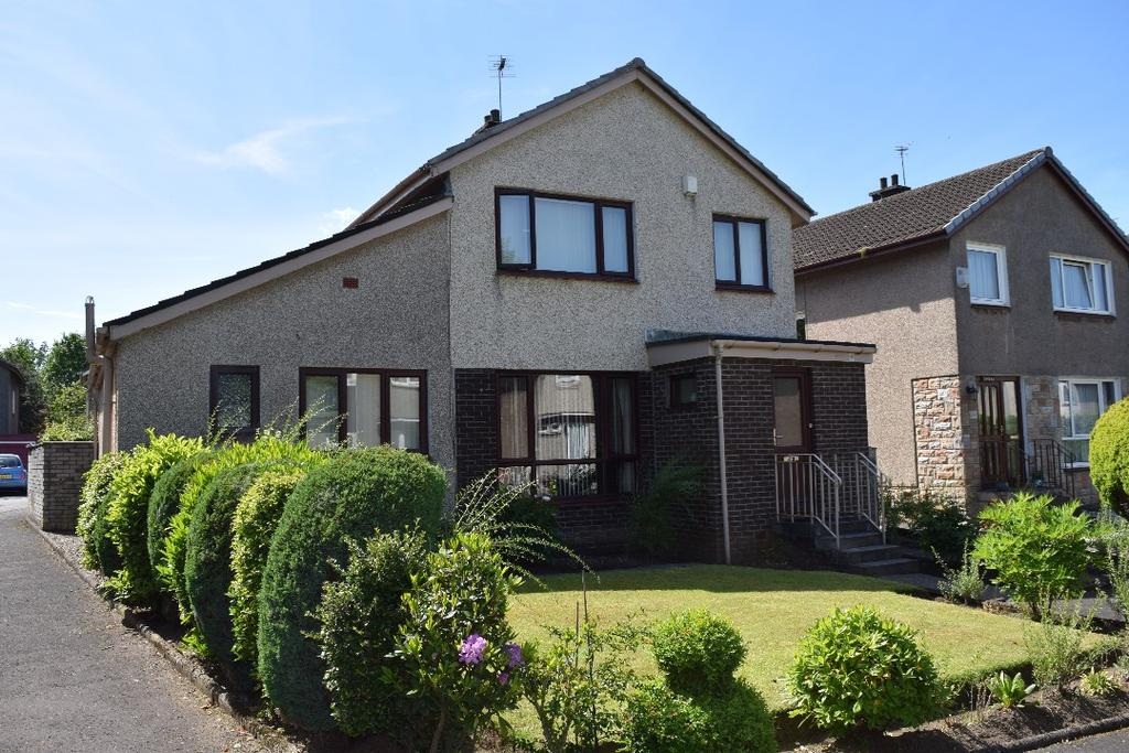 4 Bedrooms Detached House for sale in Crossmyloof Gardens, Crossmyloof, Glasgow, G41 4AY