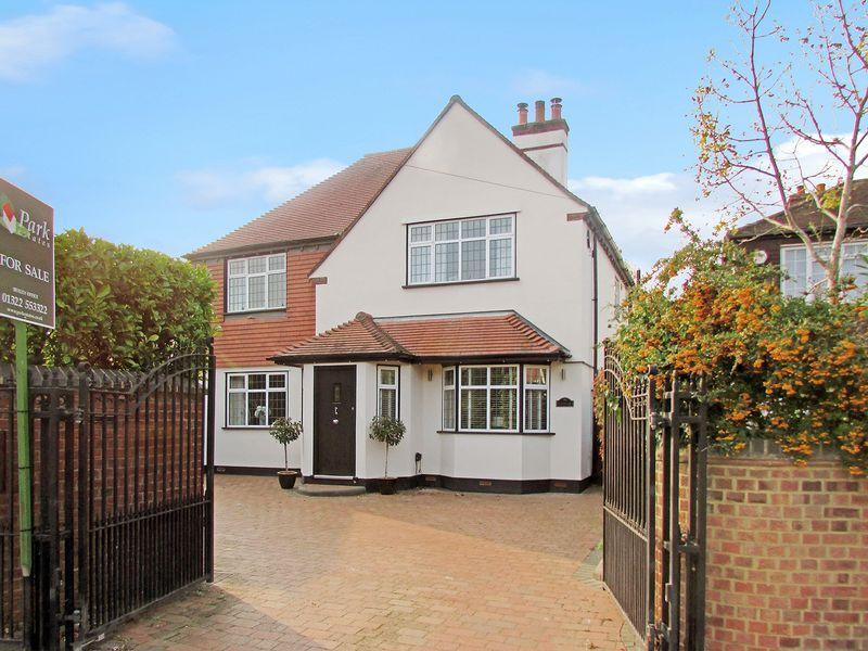 4 Bedrooms Detached House for sale in Baldwyns Park, Bexley