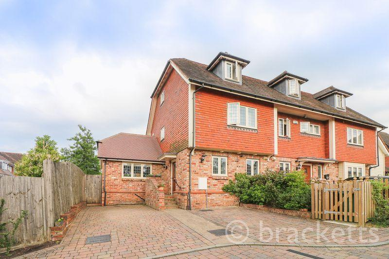 3 Bedrooms Terraced House for sale in Forest Road, Tunbridge Wells