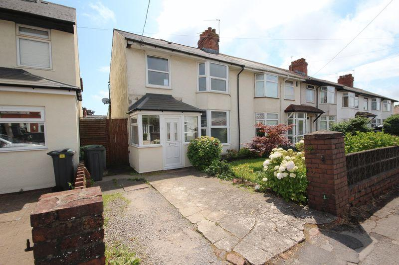 3 Bedrooms End Of Terrace House for sale in Llancaiach Road, Whitchurch