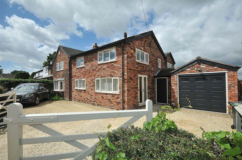 5 Bedrooms Semi Detached House for sale in Pickmere Lane, Higher Wincham