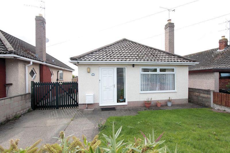 2 Bedrooms Detached Bungalow for sale in Arran Drive, Rhyl