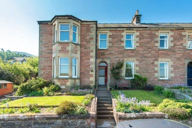 4 Bedrooms Semi Detached House for sale in Lauriston, Newlyn Road, Melrose, Scottish Borders, TD6