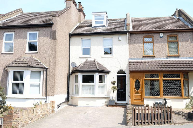4 Bedrooms Terraced House for sale in Old Bexley Lane, Bexley
