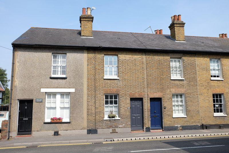 2 Bedrooms Terraced House for sale in North Cray Road, Bexley