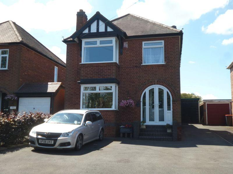 3 Bedrooms Detached House for sale in Watling Street, Grendon, Atherstone