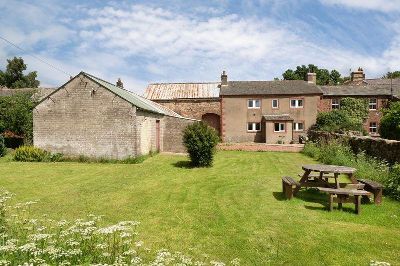 4 Bedrooms House for sale in Croft House, Knock, Appleby-In-Westmorland