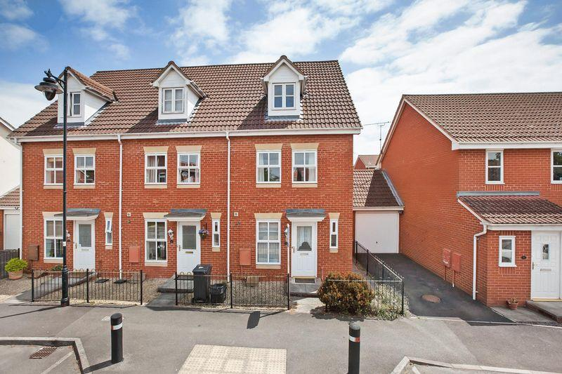 3 Bedrooms End Of Terrace House for sale in COTFORD ST LUKE